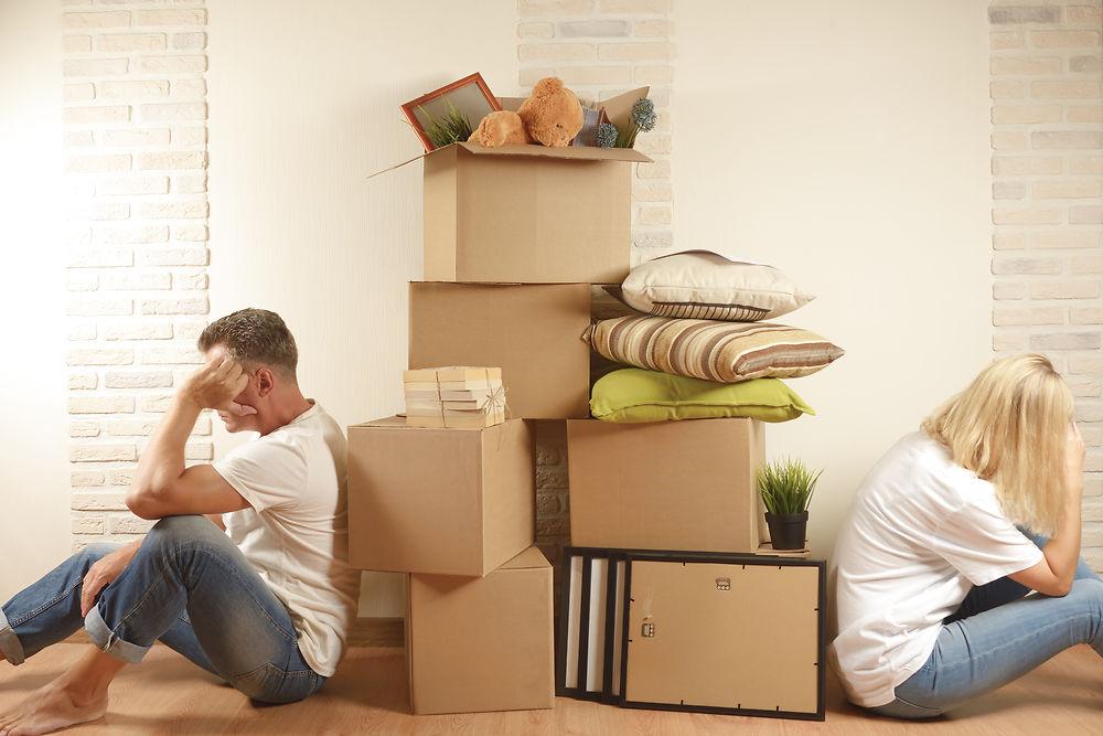 cách giảm áp lực khi chuyển nhà