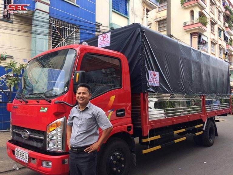 thuê xe tải giá rẻ tphcm