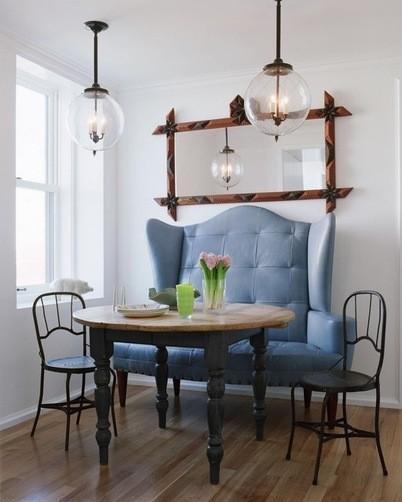10 kiểu bố trí phòng ăn cho nhà nhỏ