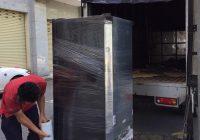 thuê xe chở tủ lạnh